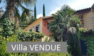 Villa VENDUE